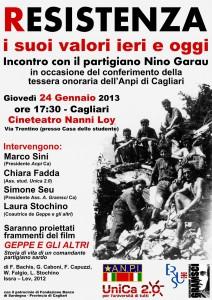 Iniziativa con Nino Garau 2013