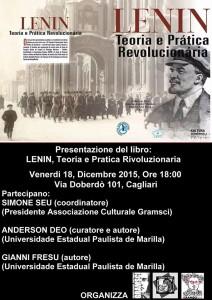 Presentazione Libro Lenin 2015