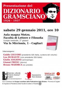 presentazione Dizionario Gramsciano_2011