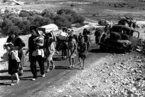 esodo palestinesi 1948